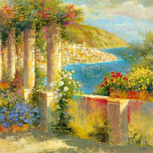 Italian Retreat I by Longo