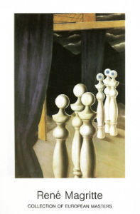 La Rencontre192627 by Rene Magritte