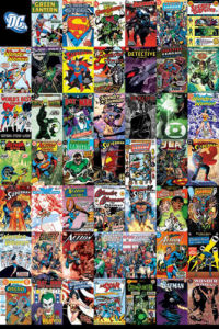 DC Comics - Montage by DC Comics