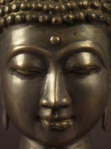 Buddha 03 by Assaf Frank