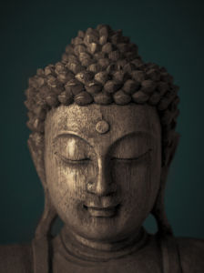 Buddha 37 by Assaf Frank