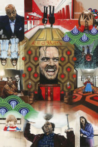 The Shining by Paul Stone