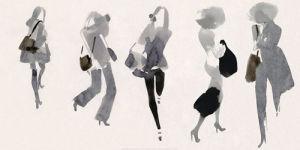 Femmes actives by Aurore de la Morinerie