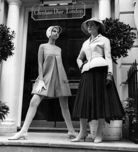 Womens fashions, 1968 by Mirrorpix
