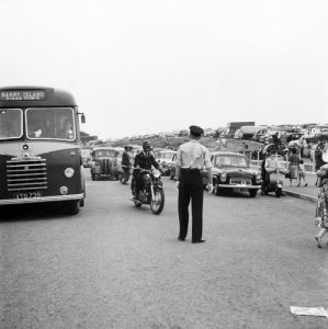 Barry Island, 1960 by Mirrorpix