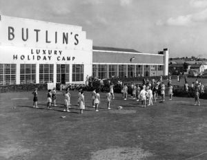 Butlins holiday camp, 1959 by Mirrorpix