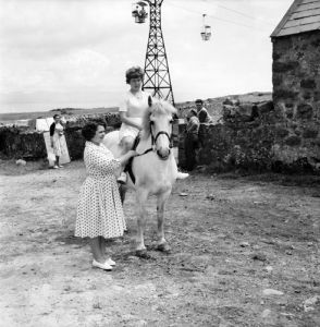Butlins holiday camp, Pwllheli 1960 by Mirrorpix