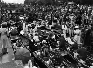 Henley Regatta, 1951 by Mirrorpix