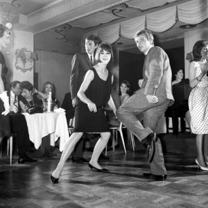 Dancing the Twist, London nightclub 1961 by Mirrorpix