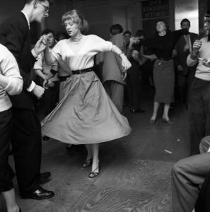 Jive Club, Baker Street 1970 by Mirrorpix