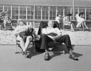 Butlins holiday camp, Bognor 1962 by Mirrorpix