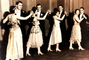 Locarno Dance Hall, Glasgow 1923 by Mirrorpix