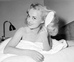 Jeanne Moreau, 1956 by Mirrorpix