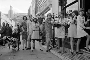 Biba Boutique, Kensington 1960 by Mirrorpix