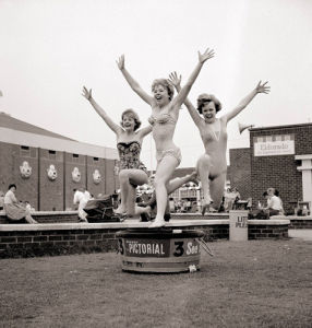 Butlins Holiday Camp, Filey 1962 by Mirrorpix