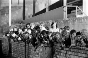 Accrington schoolchildren, 1969 by Mirrorpix