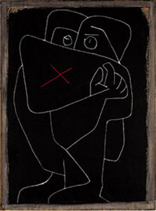 Das Wert-paket, 1939 by Paul Klee