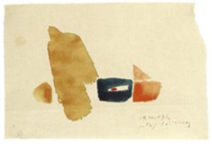 19.10.49 I, 1949 by Julius Bissier