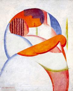 Le baiser, 1925 by Marcel-Louis Baugniet