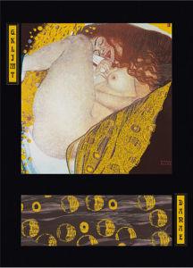Danae by Gustav Klimt