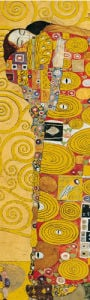 Fulfilment by Gustav Klimt