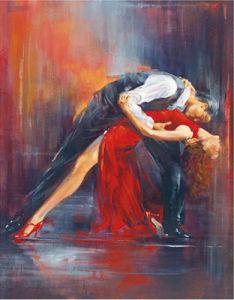 Tango Nuevo II by Pedro Alvarez
