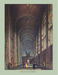 Cambridge - King's College by National Railway Museum