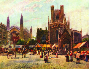 Market Square, Cambridge by National Railway Museum
