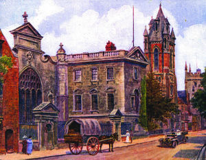 Peterhouse, Cambridge by National Railway Museum