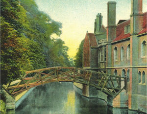 Cambridge - Queens and Bridge by National Railway Museum