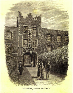 Cambridge - Jesus College by National Railway Museum