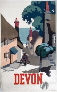 Devon - GWR by National Railway Museum