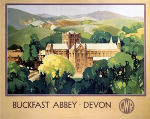 Buckfast Abbey, Devon by National Railway Museum