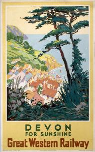 Devon for Sunshine - GWR by National Railway Museum