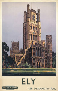 Ely - See England by Rail by National Railway Museum