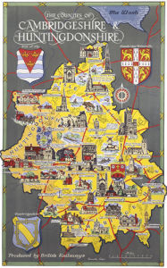 Cambridgeshire and Huntingdonshire by National Railway Museum