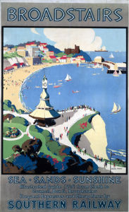 Broadstairs - Sea Sands Sunshine by National Railway Museum