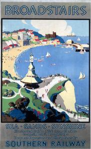 Broadstairs - Sea Sands Sunshine by National Railway Museum