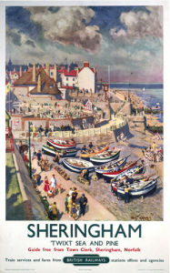 Sheringham - Twixt Sea and Pine by National Railway Museum