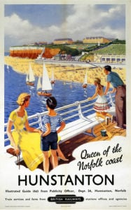 Hunstanton - Queen of the Norfolk Coast by National Railway Museum