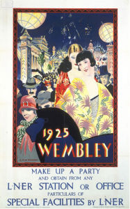 Wembley, 1925 - Make up a Party by National Railway Museum