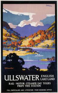 Ullswater - English Lake-Land by National Railway Museum