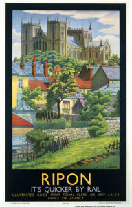 Ripon (black frame) by National Railway Museum