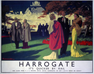 Harrogate - Evening by National Railway Museum