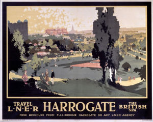 Harrogate - The British Spa by National Railway Museum