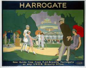 Harrogate - New Guide by National Railway Museum