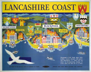Lancashire Coast by National Railway Museum