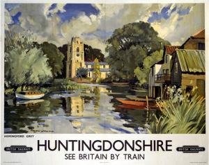 Huntingdonshire - Hemingford Grey by National Railway Museum
