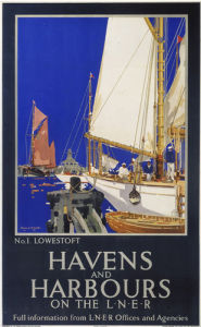 Havens and Harbours - Lowestoft by National Railway Museum