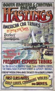 Hastings by National Railway Museum